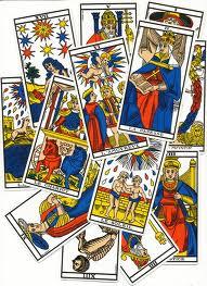 Tarot de Marseille classique