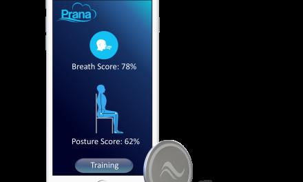 Quantified Self : Prana, ce nouveau compagnon connecté qui va vous apprendre à respirer