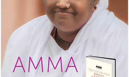 Amma – Tout est en vous – Le livre.
