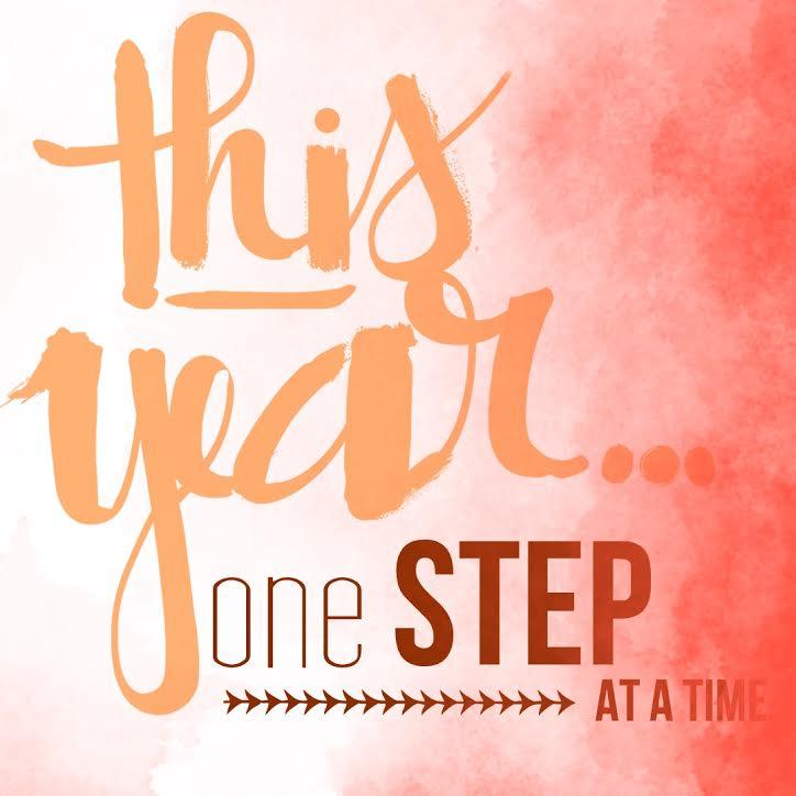 Un pas à la fois