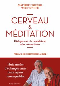 Couverture Cerveau & meditation