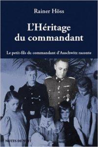 Heritage du commandant