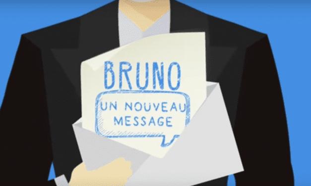 On a testé «BRUNO – Un nouveau message» – Impressionnant !
