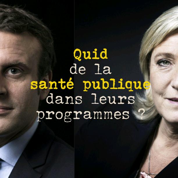 [Tribune Libre] Macron – Le Pen : Quelle place pour la santé dans leurs programmes ?